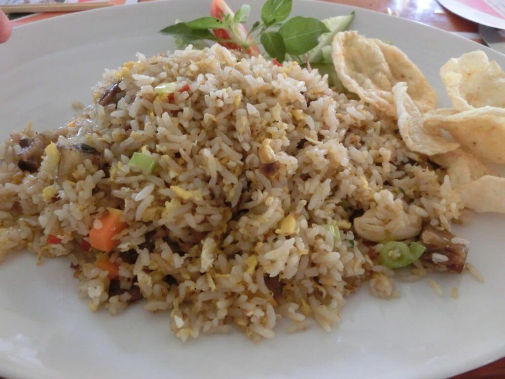 マレーシア料理⑨ナシゴレン