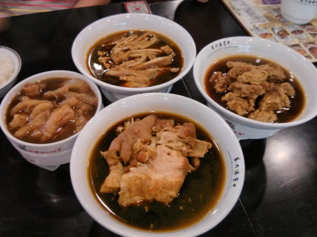 マレーシア料理④バクテー