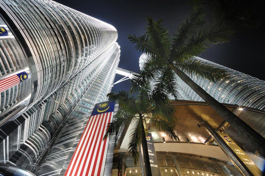 マレーシアの気候①クアラルンプールの平均気温と平均降水量