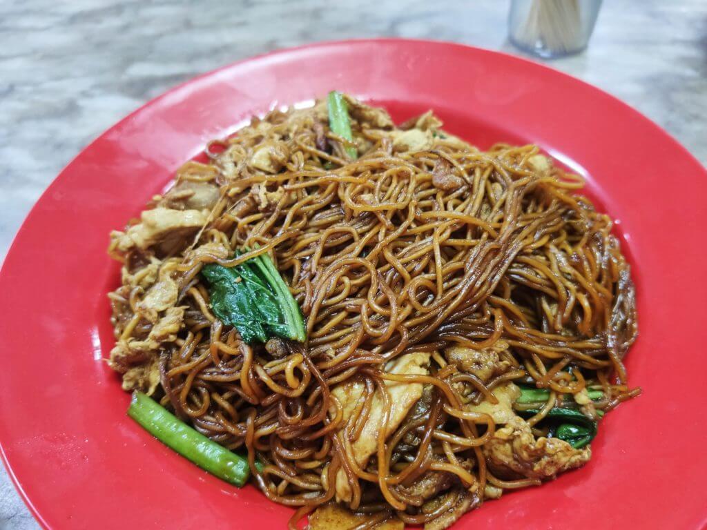 マレーシア料理⑧ワンタンミー