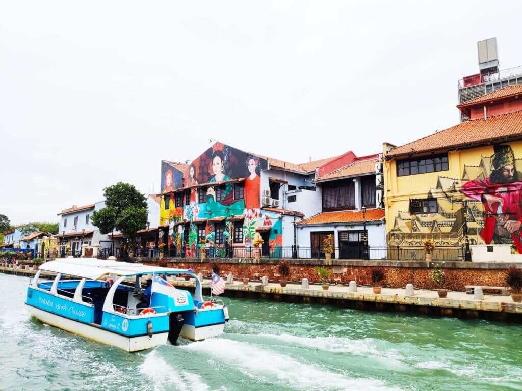マレーシア世界遺産 マラッカ