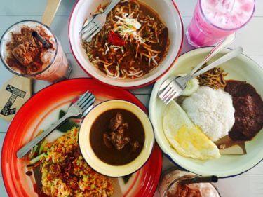 マレーシア料理|定番料理編 おすすめ11選