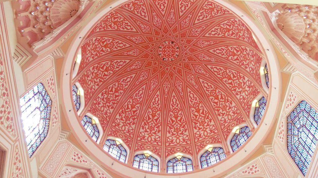 クアラルンプール観光⑥:プトラ モスク (ピンク モスク)