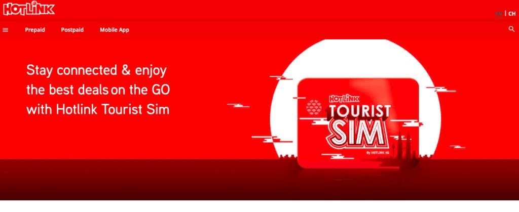 マレーシアのSIMカード会社①Maxis