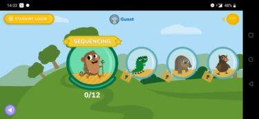 4歳から!子供のプログラミング初学者におすすめの無料アプリ「codemonkey jr」