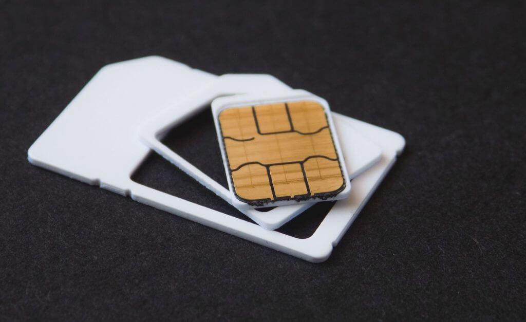 海外のSIMカード