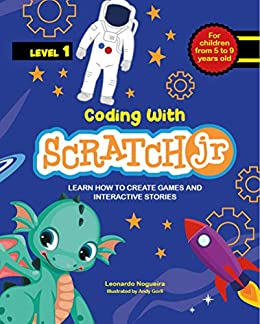 Coding with ScratchJr Level 1