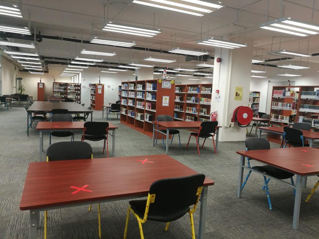 Kingsley 図書室