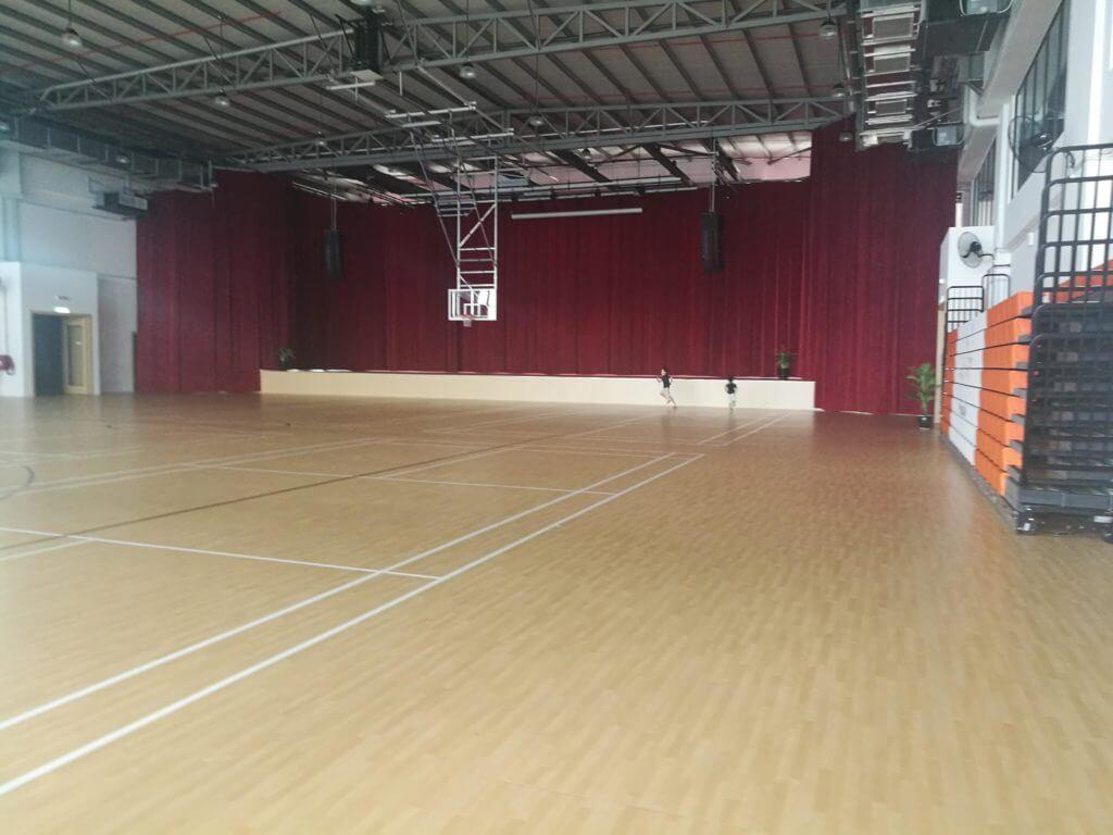 Kingsley 体育館
