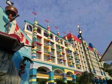 レゴランド・マレーシア・ホテルに行ってきました