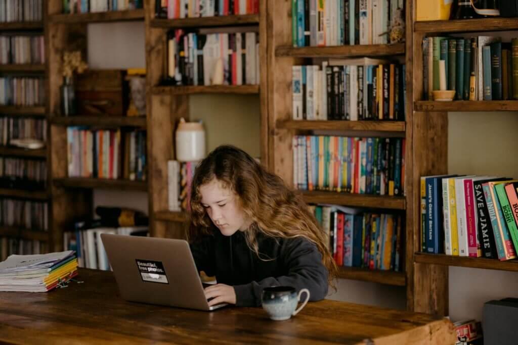 子供のプログラミング教育の準備にタイピング練習