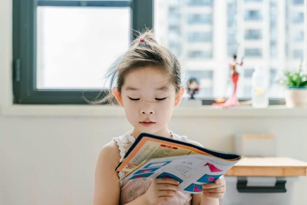 家庭で行う子供の英語多読